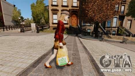 Paquetes con alimentos integrales para GTA 4
