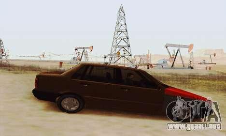 Fiat Duna para GTA San Andreas left