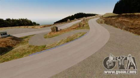 Nueva ubicación Ebisu West para GTA 4 sexto de pantalla
