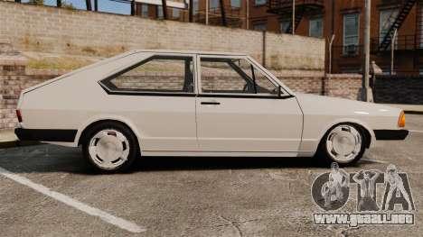 Volkswagen Passat TS 1981 para GTA 4 left