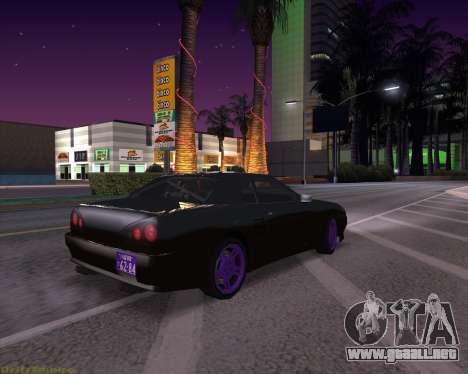 Elegy by Xtr.dor v2 para GTA San Andreas left