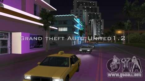 GTA United 1.2.0.1 para GTA San Andreas sexta pantalla