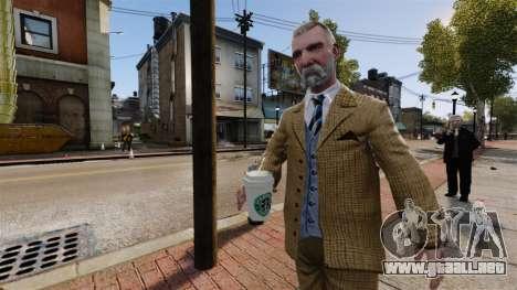 Una nueva taza de café para GTA 4