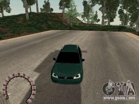 1117 Lada Kalina para GTA San Andreas
