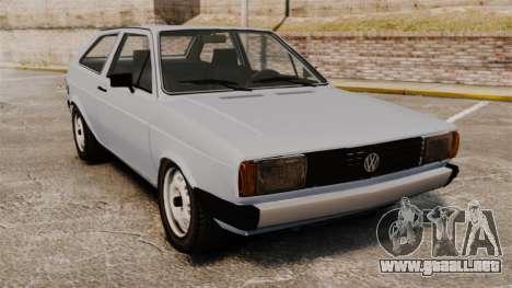 Volkswagen Gol LS 1986 para GTA 4