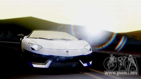 Lamborghini Aventador LP760-2 2013 para GTA San Andreas left