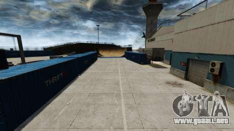 Pista de carreras v1.1 para GTA 4 segundos de pantalla