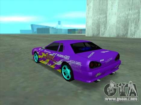 Drift elegy by KaMuKaD3e para el motor de GTA San Andreas