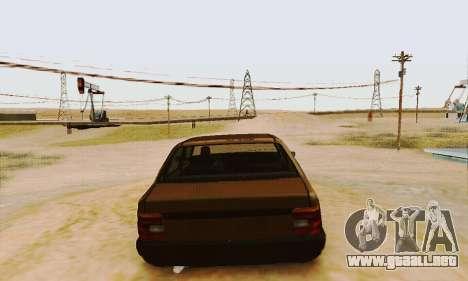Fiat Duna para la visión correcta GTA San Andreas