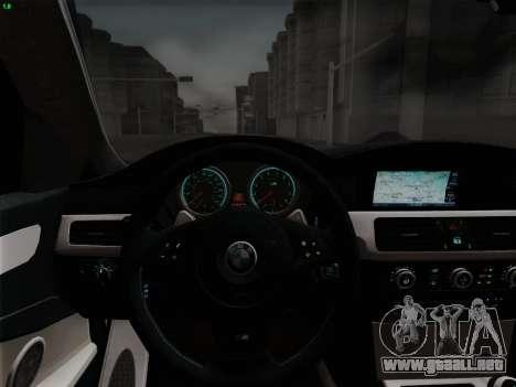 BMW M5 Hamann para las ruedas de GTA San Andreas