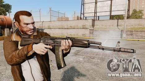 AK-74M para GTA 4