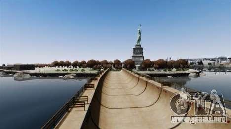 El nuevo camino a la felicidad para GTA 4 segundos de pantalla