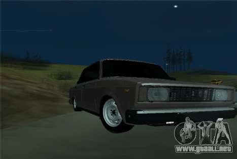 VAZ 21053 para GTA San Andreas left