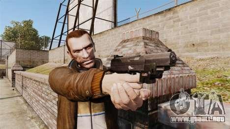 Carga automática pistola FN Five-seveN v1 para GTA 4 tercera pantalla