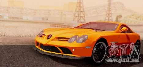 Extreme ENBSeries 2.0 para GTA San Andreas segunda pantalla