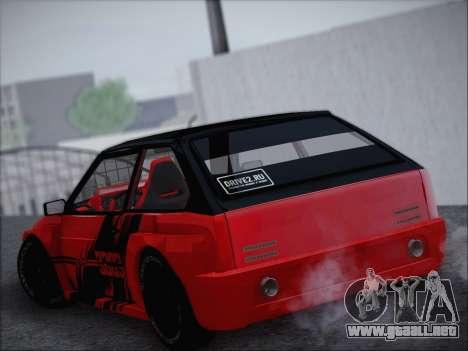 VAZ 21093 diablo para GTA San Andreas left