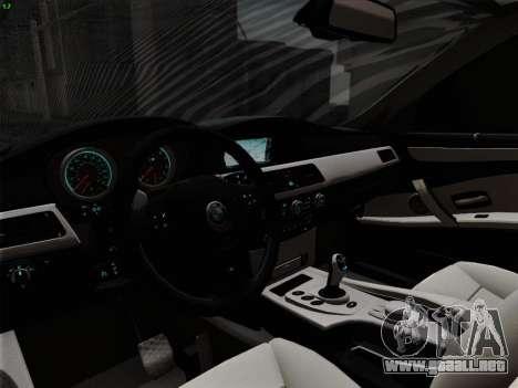 BMW M5 Hamann para el motor de GTA San Andreas