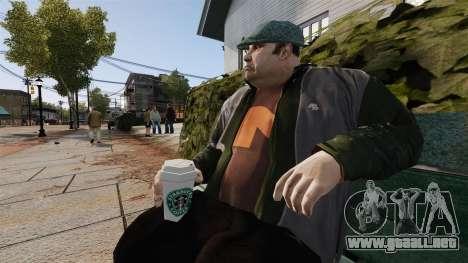 Una nueva taza de café para GTA 4 segundos de pantalla