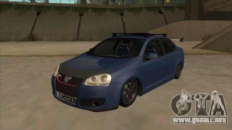 Volkswagen Bora GTI 2011 v1 para GTA San Andreas