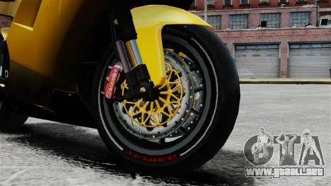 Ducati 848 para GTA 4 visión correcta