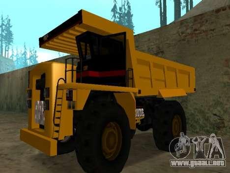 Dumper nuevo para GTA San Andreas