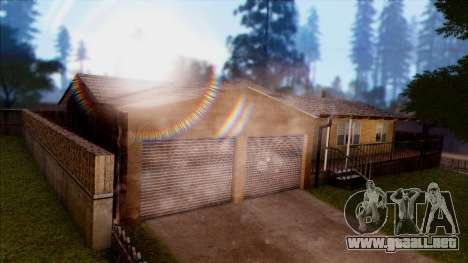 Extreme ENBSeries 2.0 para GTA San Andreas sexta pantalla