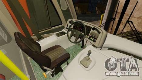Marcopolo Senior para GTA 4 vista lateral