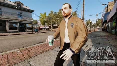 Una nueva taza de café para GTA 4 tercera pantalla
