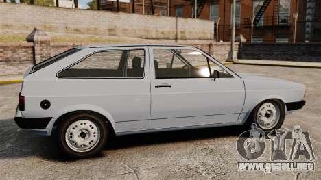 Volkswagen Gol LS 1986 para GTA 4 left