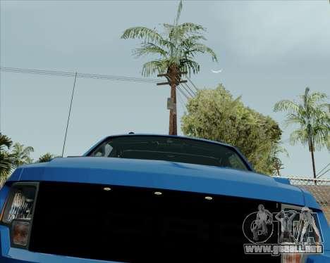 Ford F-150 SVT Raptor 2011 para GTA San Andreas left