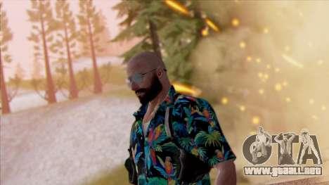Extreme ENBSeries 2.0 para GTA San Andreas sucesivamente de pantalla