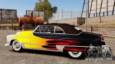 Cadillac Series 62 convertible 1949 [EPM] v2 para GTA 4 left
