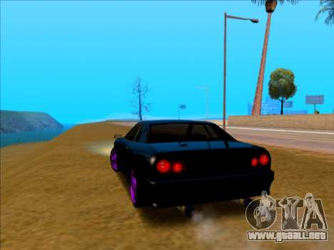 Elegy by Xtr.dor v1 para GTA San Andreas left