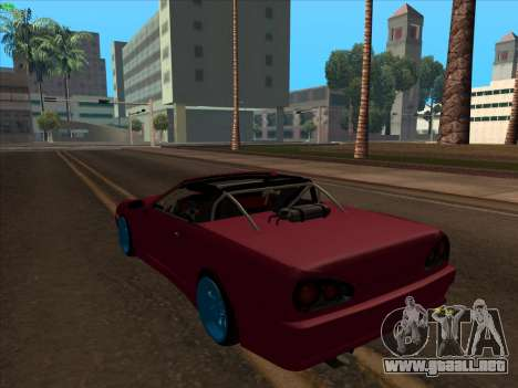 Elegy pickup by KaMuKaD3e para GTA San Andreas left