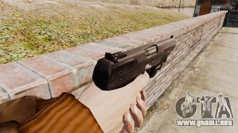 Carga automática pistola FN Five-seveN v1 para GTA 4 segundos de pantalla