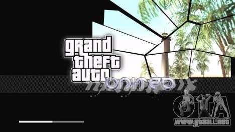 GTA United 1.2.0.1 para GTA San Andreas sucesivamente de pantalla