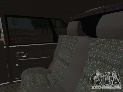 ВАЗ 2114 para las ruedas de GTA San Andreas