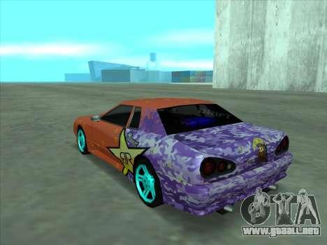 Drift elegy by KaMuKaD3e para vista inferior GTA San Andreas