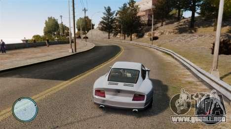 Velocímetro AdamiX v3 para GTA 4 segundos de pantalla