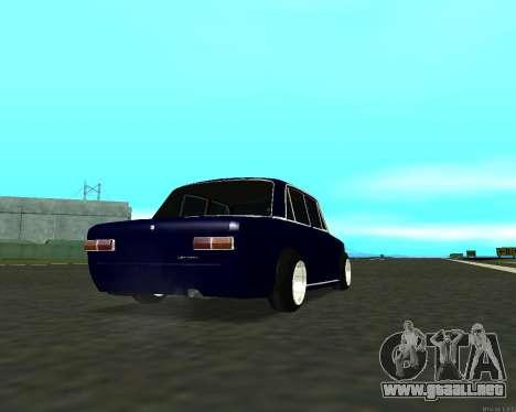 VAZ 2101 bebé v3 para GTA San Andreas vista hacia atrás