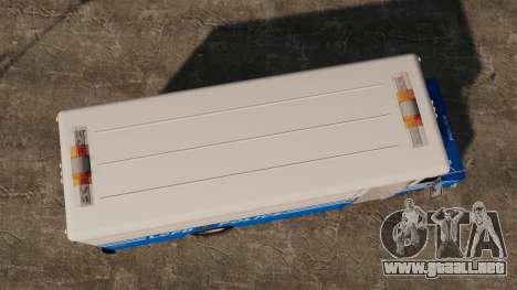Chevrolet Step-Van 1985 LCPD para GTA 4 visión correcta