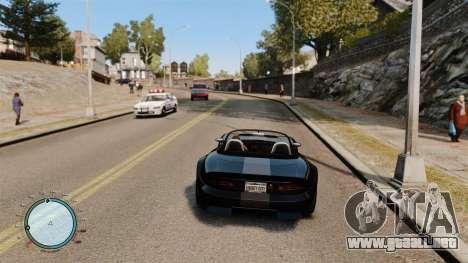 Velocímetro AdamiX v1 para GTA 4 segundos de pantalla