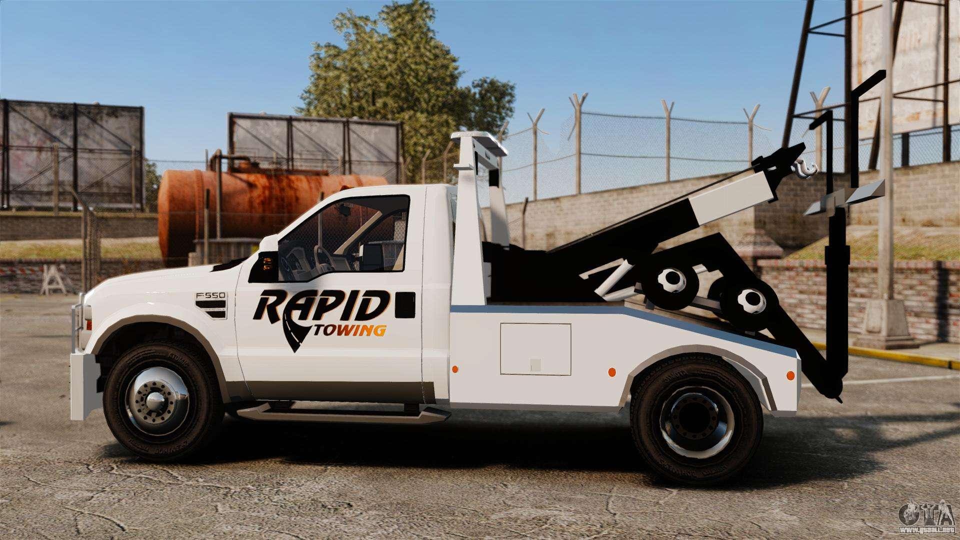 Truck Locations Gta 4 Gta 4 Tow Truck Ford