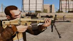 Máquina de asalto FN SCAR-L para GTA 4