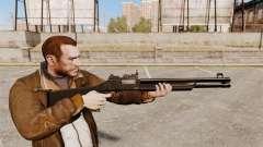 Táctica escopeta Fabarm SDASS fuerzas Pro v3 para GTA 4