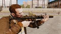 MP5SD subfusil ametrallador v4