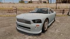 Buffalo TBoGT para GTA 4