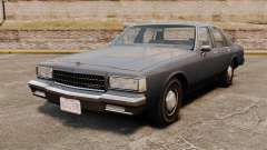 Chevrolet Caprice 1989
