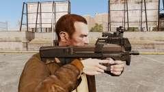 Subfusil FN P90 para GTA 4