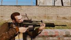 Rifle de asalto MG36 v4 H & K
